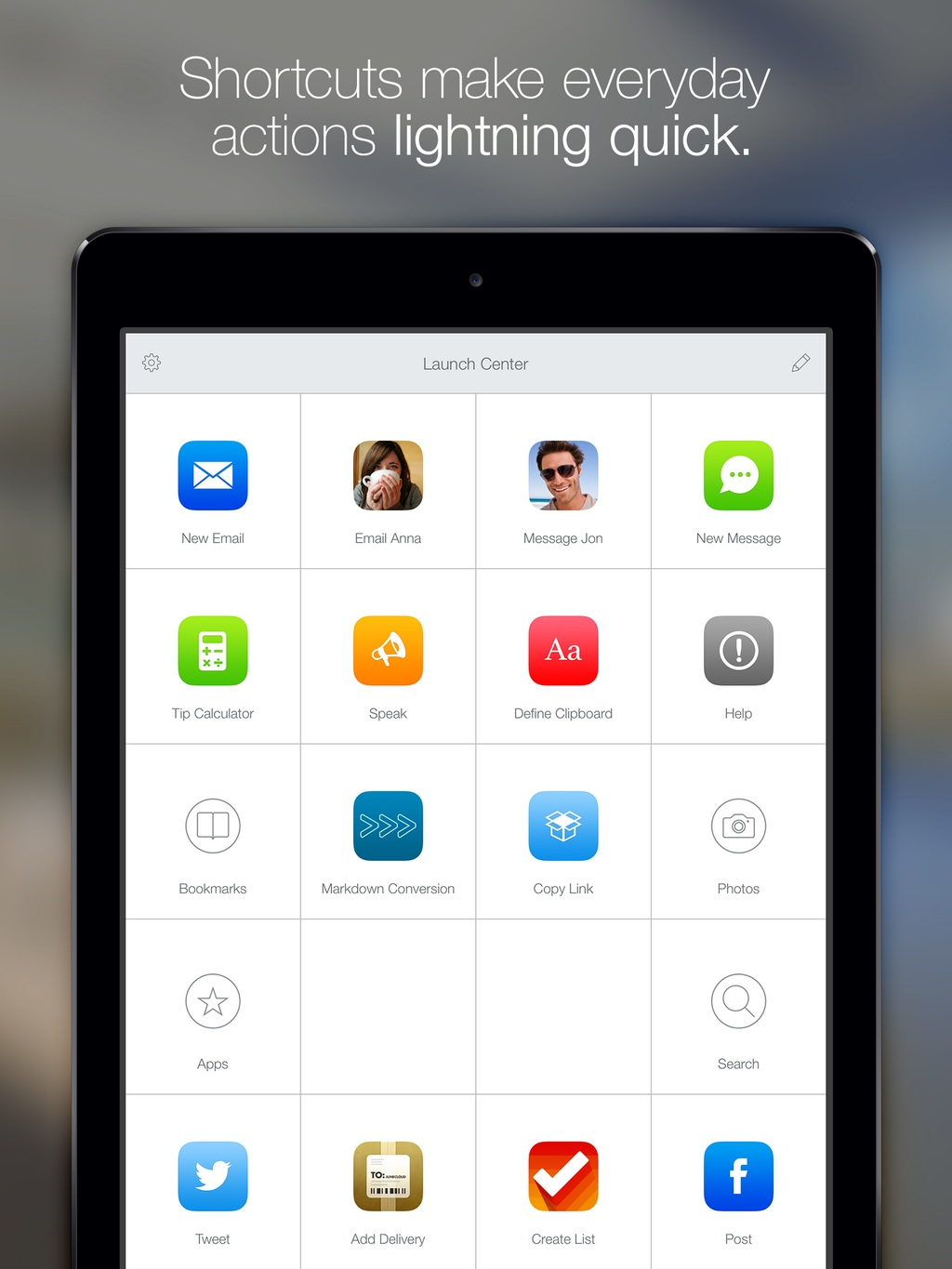 Launch Center Pro Blasts Onto The iPad, Gains New Actions In Version 2.2