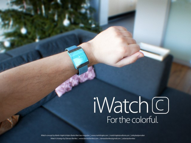 "The ""iWatch C"""