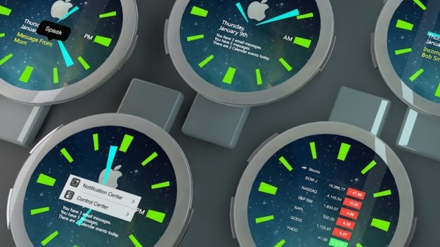 Latest Apple 'iWatch' Concept Combines Functionality And Simplicity