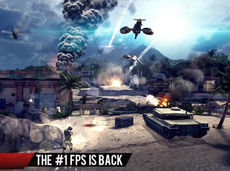 Grab Modern Combat 4: Zero Hour For Free
