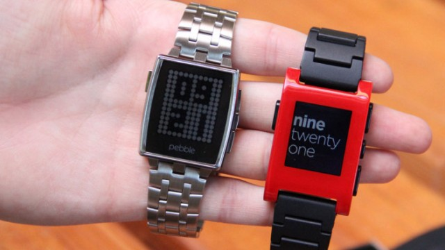 Pebble's New Smart Watches To Feature Metal And Gorilla Glass