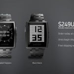 Pebble Officially Introduces Its New Steel Smart Watch