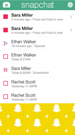 Snapchat Apologizes For An Increase In Spam