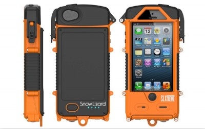 Take Your iPhone 5/5s Absolutely Anywhere With The SLXtreme Case