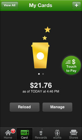 Starbucks Will Update Its iOS App To Add Extra Security Precautions