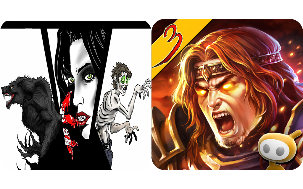 Today's Best Apps: Unnatural And Eternity Warriors 3