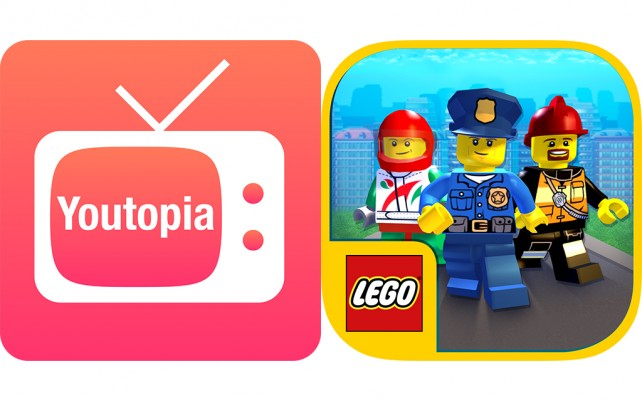 Today's Best Apps: Youtopia And LEGO City My City
