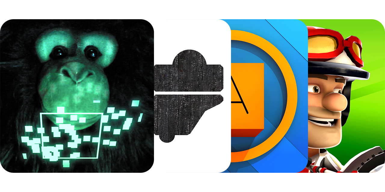 Today's Best Apps: Simian.Interface, Lost Toys, Alpha 9 And More