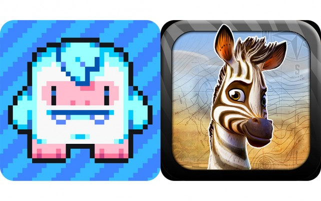 Today's Best Apps: Lost Yeti And Khumba The Game