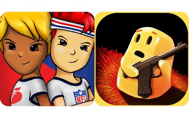Today's Best Apps: NFL PLAY 60 And Hopeless: The Dark Cave