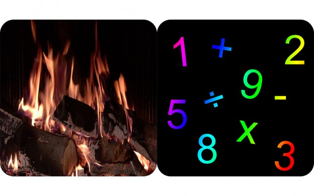 Today's Best Apps: iFireplace Of Love And Number: Unjumble
