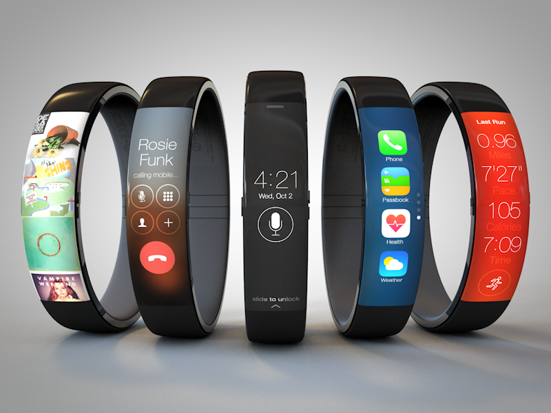The Best Apple 'iWatch' Concept Released To Date?
