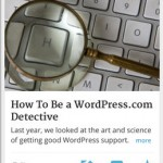 WordPress Update Unveils An iOS 7 Inspired Design