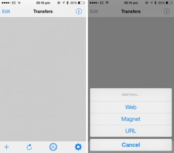 The Remix To iTransmission: Popular Jailbreak Torrent Client Updated For iOS 7