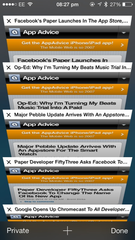 Cydia Tweak: Here's The Easiest Way Of Closing All Your Open Safari Tabs At Once