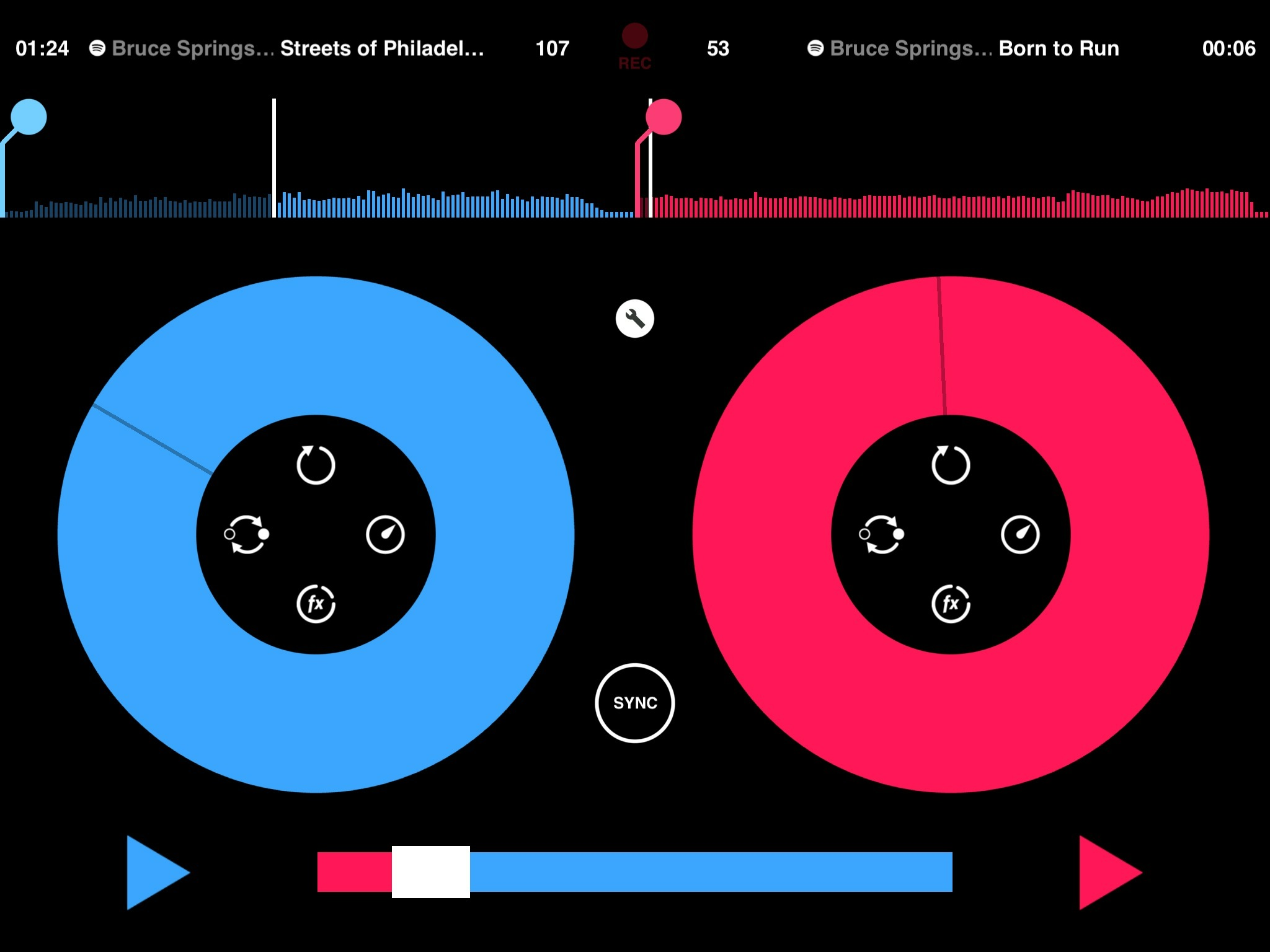Pacemaker, The First Spotify-Powered iOS DJ App, Launches In The App Store