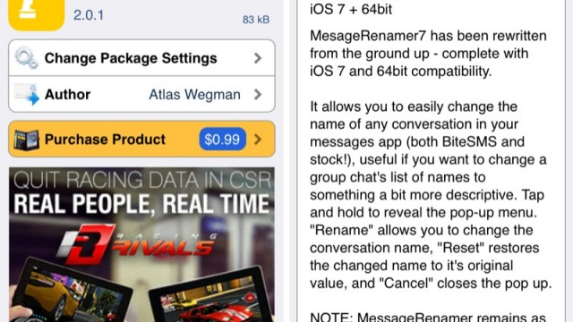 Cydia Tweak: This Updated Package Lets You Rename Group Messages Under iOS 7