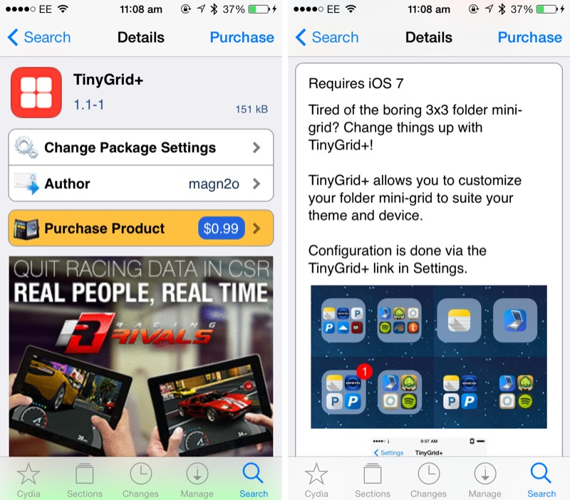 Cydia Tweak: How To Customize The Appearance Of iOS Folder Icons