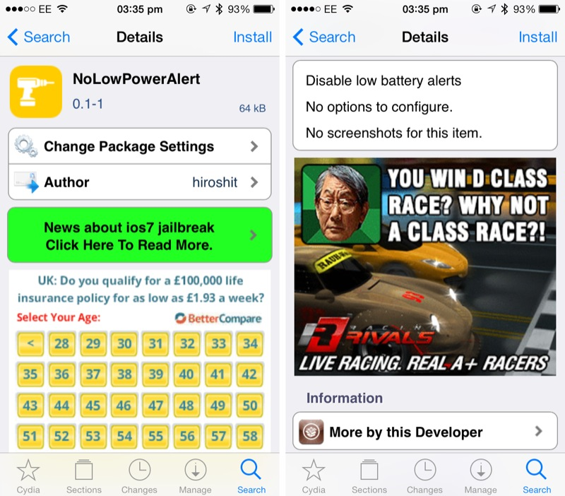 This Jailbreak Tweak Can Make Low Power Alerts A Thing Of The Past