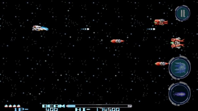 DotEmu's R-TYPE II Blasts Into The App Store, Brings Classic Arcade Gaming To iOS