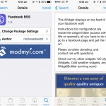 Cydia Tweak: Bring Facebook's News Feed To Your Home Screen With Facebook RSS