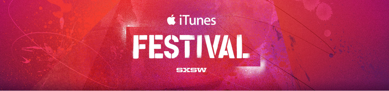 Apple Brings The iTunes Festival To The US, March 11-15 At SXSW