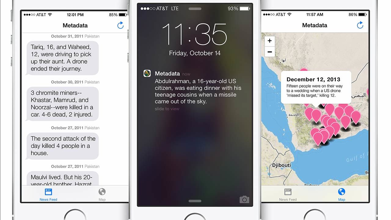 Metadata+ Is A Drone Strike App, 'Whether Apple Likes It Or Not'