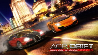 Following Its Soft Launch, ACR DRIFT Cruises Into The US App Store
