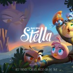 Rovio Announces Angry Birds Stella As Next Title In Its Hugely Popular Franchise