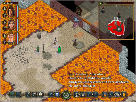 Spiderweb Software Releases Fantasy RPG Sequel Avadon 2: The Corruption HD For iPad