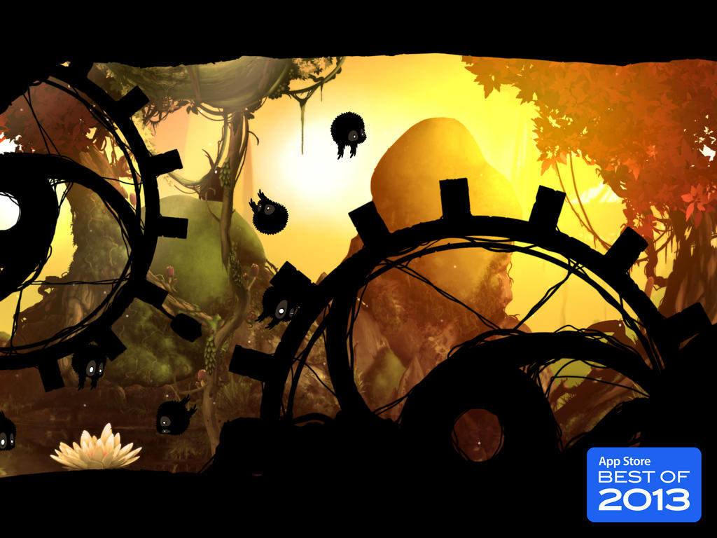 Badland Goes Half-Price In Memory Of Fellow One-Tap iOS Game Flappy Bird