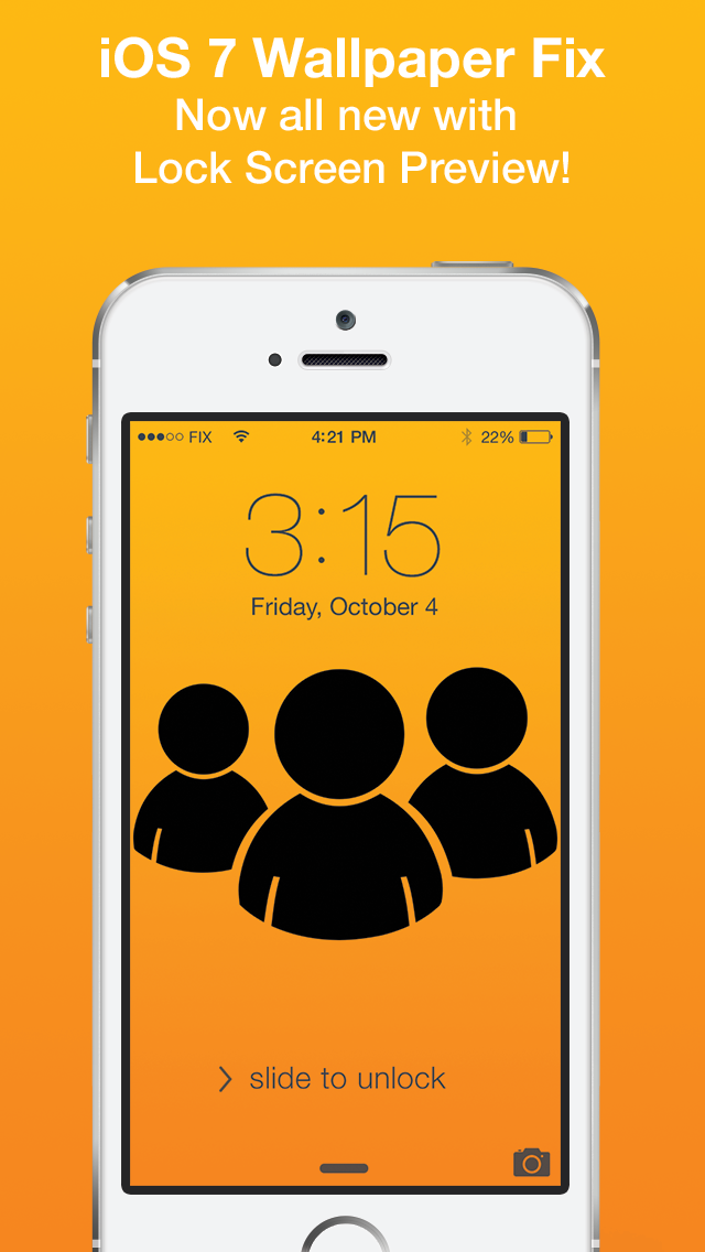Make Your iOS Device Backgrounds Look Even Better With Wallpaper Fix