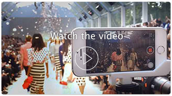 Apple Posts New Video Showcasing Burberry Runway Show Shot On iPhone 5s
