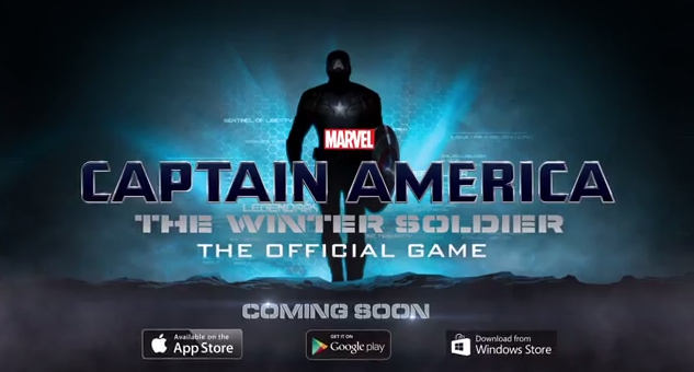 Gameloft To Soon Deploy Official Game Of 'Captain America: The Winter Soldier'