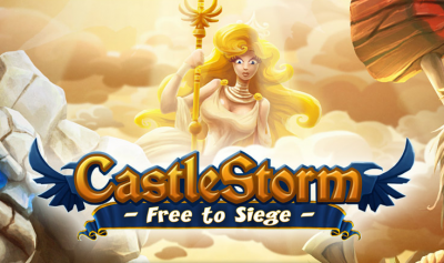 You Will Be Free To Lay Siege In Zen Studios' Upcoming CastleStorm Game For iOS