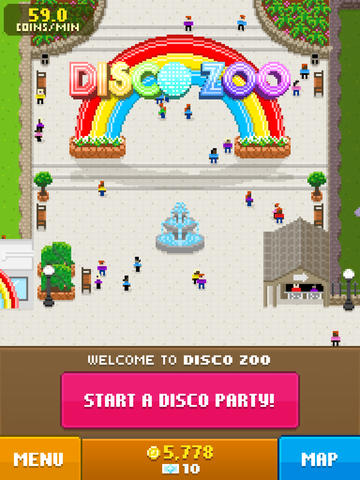 Big Fun With Tiny Animals: NimbleBit And Milkbag Games' Disco Zoo Is Out Now On iOS