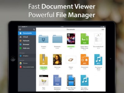 Documents 5 By Readdle Features New iOS 7 Design, Inter-App Add-Ons And More