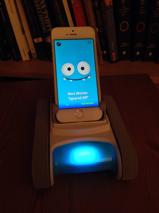 Review: Should You Adopt Romo, The iPhone-Powered Robot?