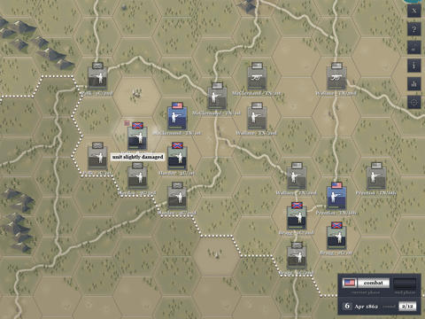 Choose Your Side And Take To The Board In Battlefields Civil War