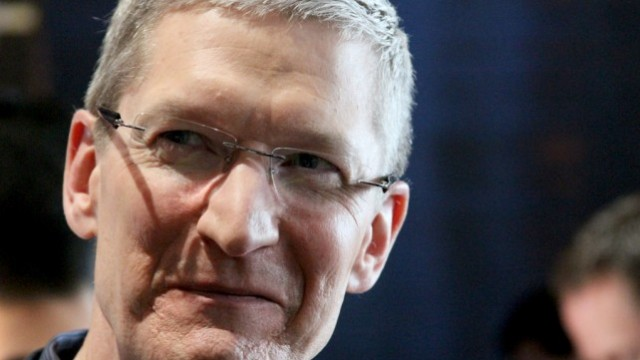 Following 8 Percent Decline In Price, Apple Bought Back $14 Billion Of Its Own Stock