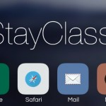 You Stay Classy, And Give Your Jailbroken iDevice A Slick New Look With StayClassy