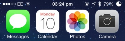 Cydia Tweak: Circular Battery Brings A New Alkaline-Powered Battery Indicator To iOS