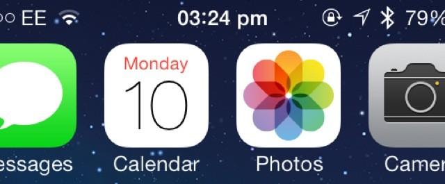 Cydia Tweak: Circular Battery Brings A New Alkaline-Powered Battery Indicator To iOS
