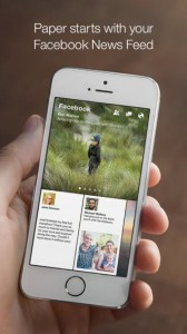 Facebook's Paper Launches In The App Store, Brings A More Elegant News Feed To iOS