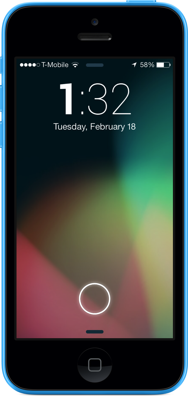 Cydia Tweak: Bring An Android-Inspired Clock To iOS With JellyLockClock7