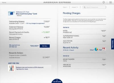 American Express Updates Its Amex iPad App Adding Live Customer Service Video Chat