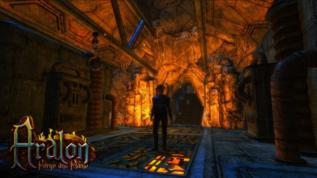 Brand New Screenshots From Aralon: Forge And Flame Hit The Web