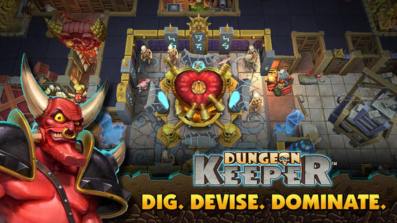 Forget Dungeon Keeper For iOS And Grab The Original Free Of Charge