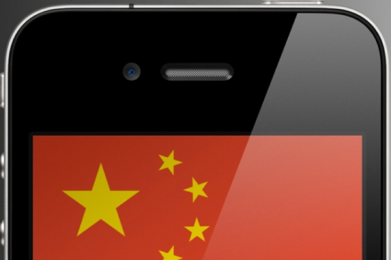The Only Way Is Up For Apple's Share Of China's Smartphone Market