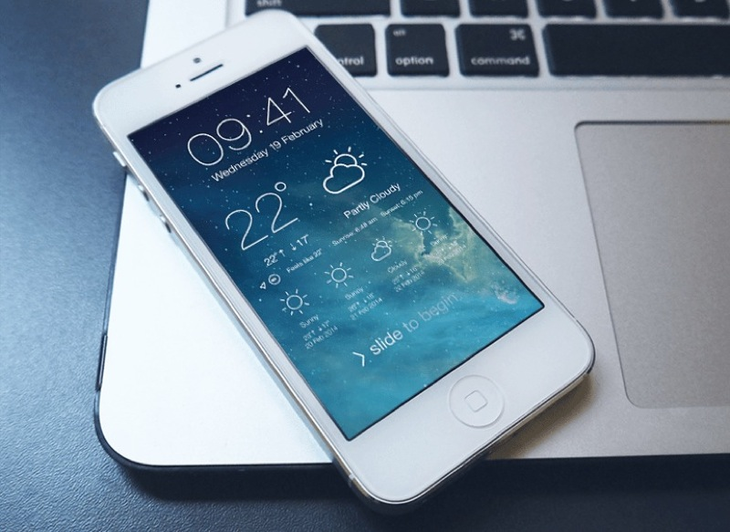 Cydia Tweak: iOS 7 LockScreen Weather Just Got A Great Update, Plus Win A Copy